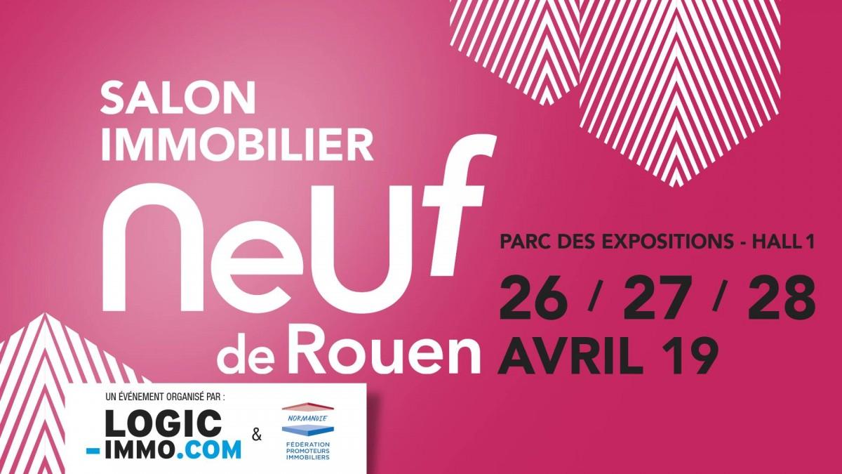 Salon de l'immobilier neuf de Rouen - 26, 27 et 28 avril 2019