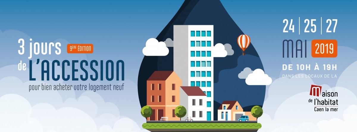 3 jours de l'accession à Caen pour bien acheter votre logement neuf