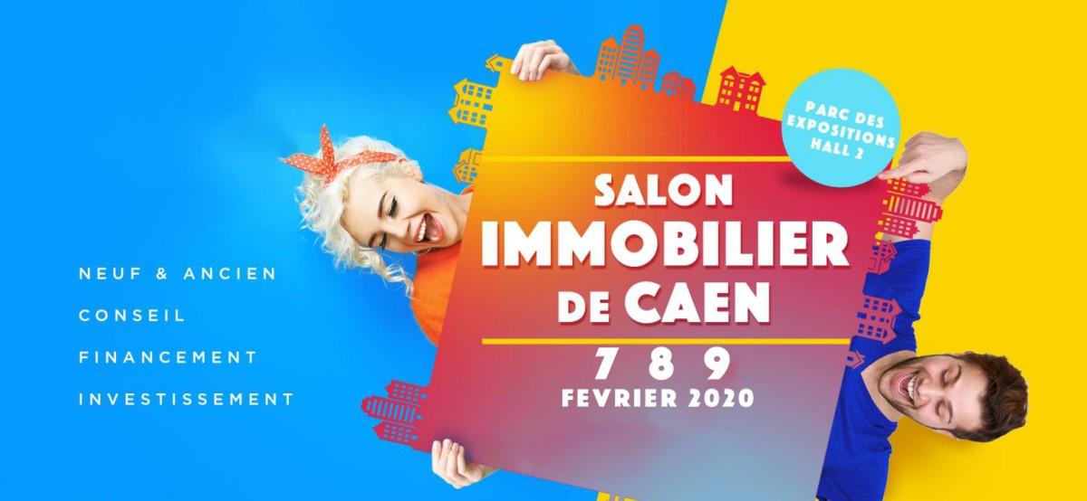 Salon immobilier de Caen : 7, 8 et 9 février 2020