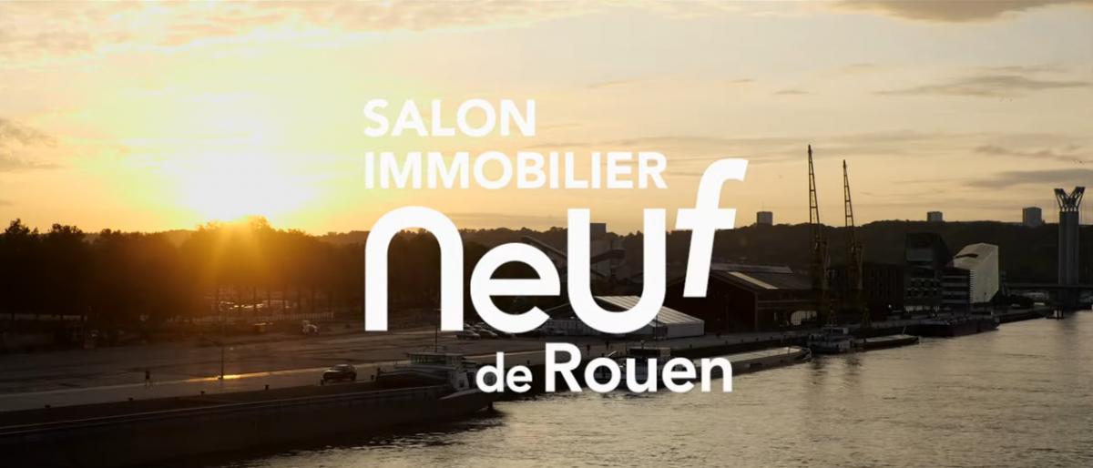 Le salon de l'immobilier neuf de Rouen en images