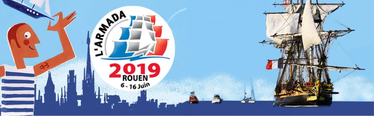 Armada du 6 au 16 juin à Rouen : vivez au coeur de l'événement !