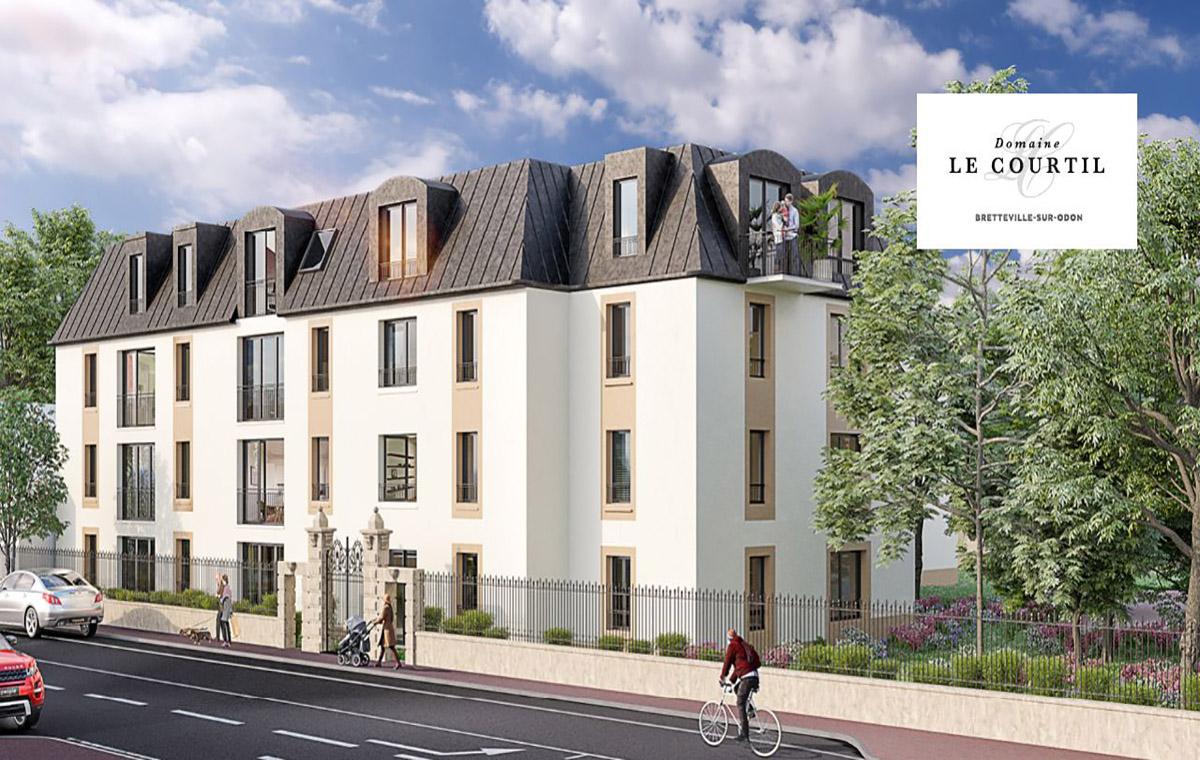 Domaine Le Courtil - Bretteville-sur-Odon