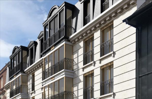 La villa Saint Maclou - Rouen